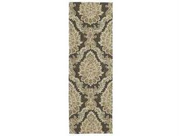 Kaleen Home & Porch Brown Runner Rug