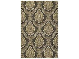 Kaleen Home & Porch Rectangular Brown Area Rug