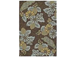 Kaleen Home & Porch Rectangular Robin's Egg Area Rug