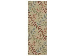 Kaleen Home and Porch Butterscotch 2' x 6' Rectangular Runner Rug