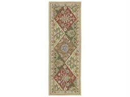Kaleen Home & Porch Linen Runner Rug