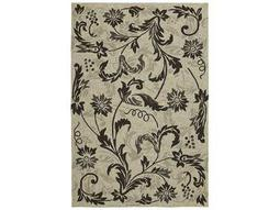 Kaleen Home & Porch Rectangular Beige Area Rug