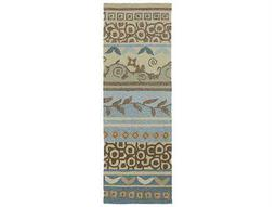 Kaleen Home & Porch Glacier Runner Rug