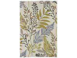 Kaleen Home & Porch Rectangular Sand Area Rug