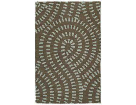 Kaleen Carriage Rectangular Spa Area Rug