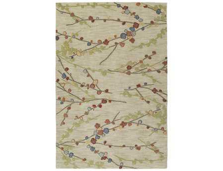 Kaleen Inspire Rectangular Linen Area Rug