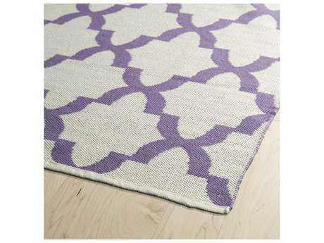Kaleen Brisa Lilac Rectangular Area Rug