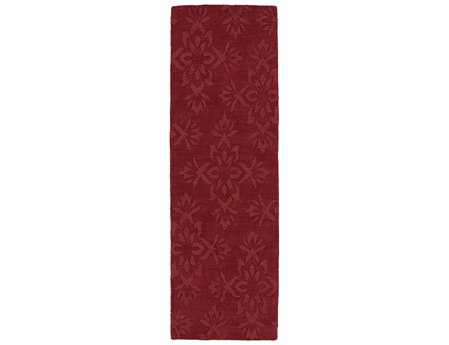 Kaleen Imprints Classic Red Runner Rug