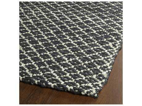 Kaleen Paloma Charcoal Rectangular Area Rug