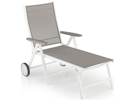 Kettler Vista Aluminum Multi-Position Chaise Lounge