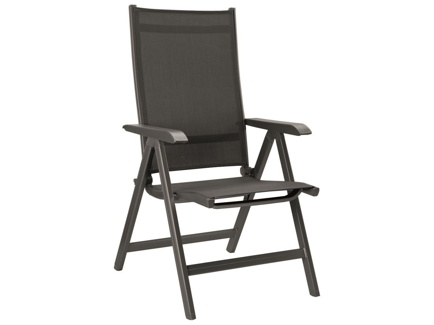 Kettler basic plus aluminum multi position chair for Chaise kettler