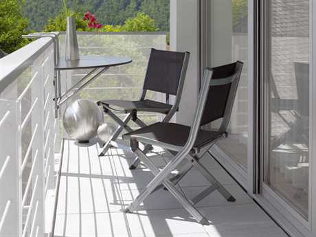 Kettler Basic Plus Aluminum Silver Lounge Set
