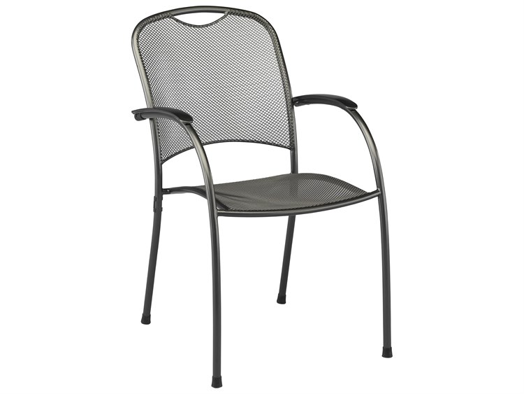 Kettler Monte Carlo Wrought Iron Dining Chair PatioLiving