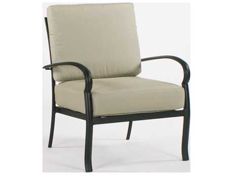 Koverton Parker Aluminum Club Chair