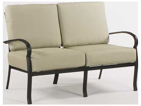 Koverton Parker Aluminum Loveseat