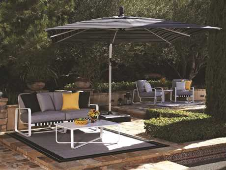 Koverton Chapman Aluminum Lounge Set