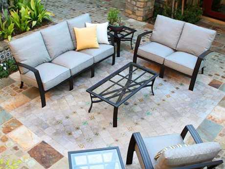 Koverton Escape Aluminum Lounge Set