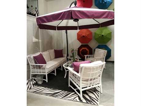 Koverton Evans Aluminum Lounge Set