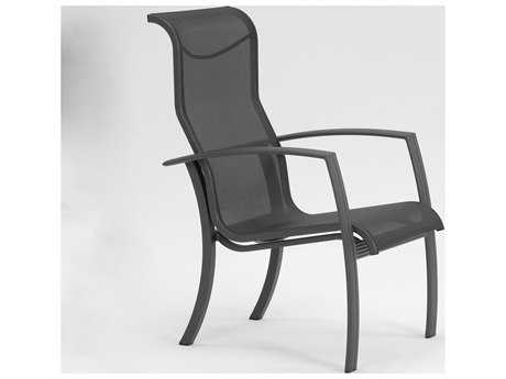 Koverton Escape Sling Arm Aluminum Dining Chair