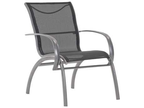 Koverton Modone Aluminum Arm Dining Chair