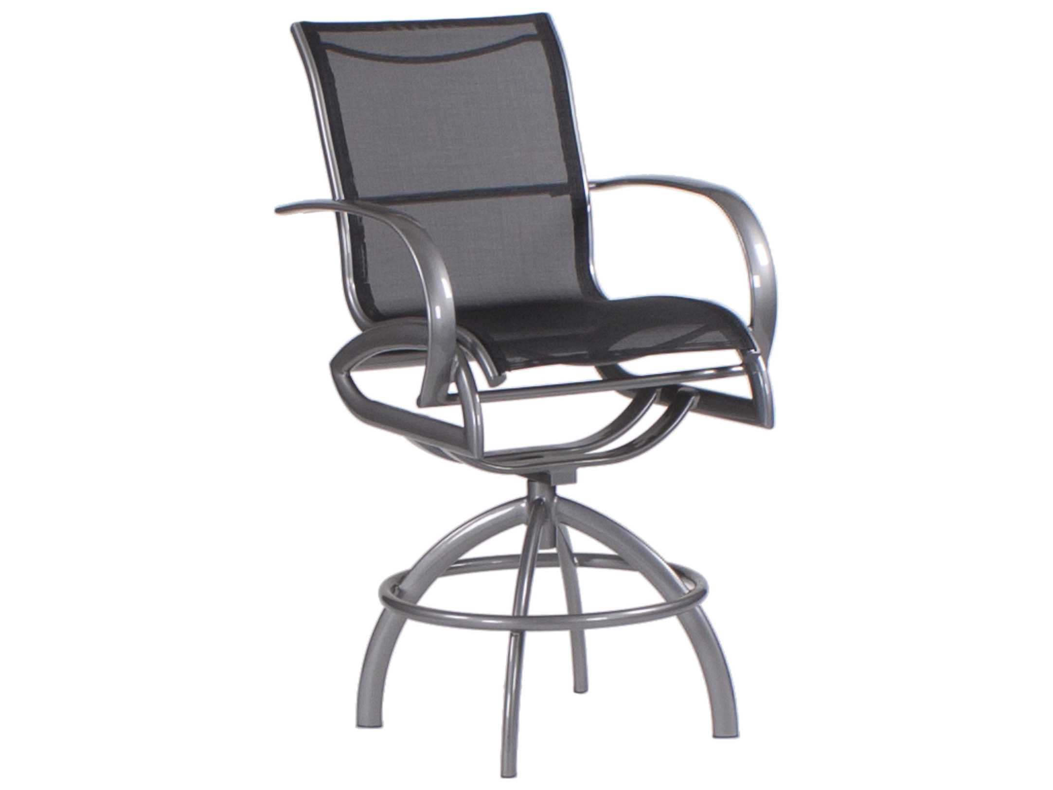 Koverton Modone Aluminum Swivel Bar Stool K 154 08