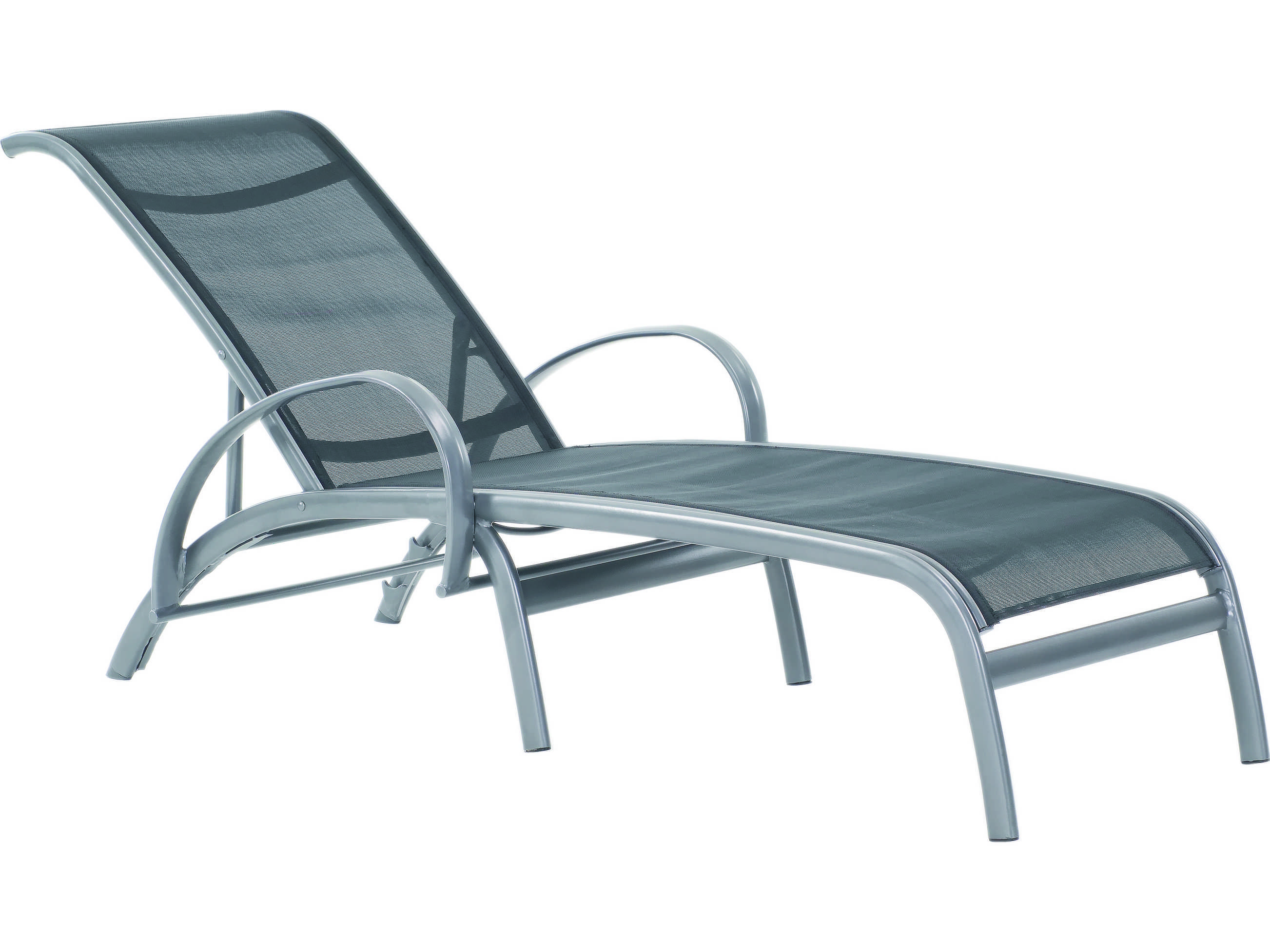 Koverton modone aluminum chaise lounge k 154 15 for Aluminum chaise lounges