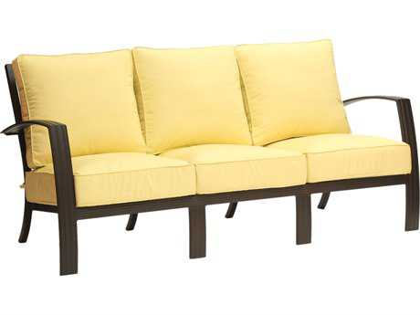 Koverton Escape Aluminum Deep Seating Sofa
