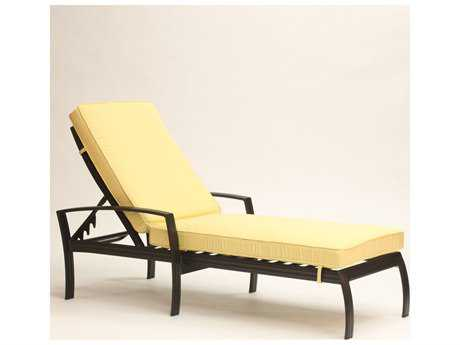Koverton Escape Aluminum Single-Chaise Lounge