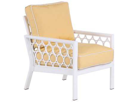 Koverton Parkview Cast Aluminum Deep Seating Club Chair
