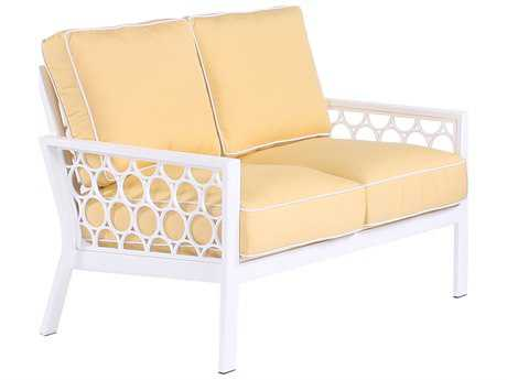 Koverton Parkview Cast Aluminum Deep Seating Loveseat