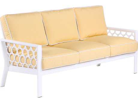 Koverton Parkview Cast Aluminum Deep Seating Sofa