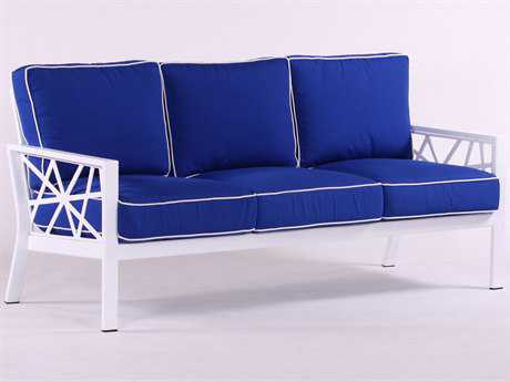 Koverton Parkview Knest Cast Aluminum Deep Seating Sofa