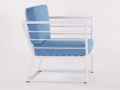 Koverton Linear Extruded Aluminum Deep Seating Club Chair