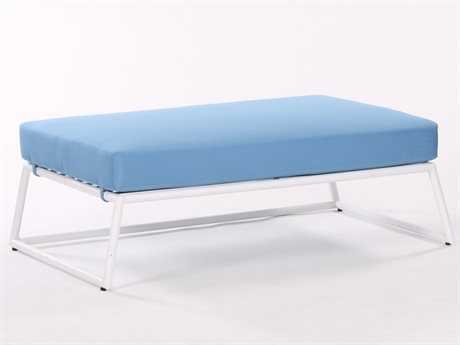 Koverton Linear Extruded Aluminum XL Ottoman