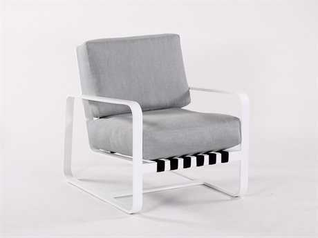 Koverton Chapman Extruded Aluminum Club Chair