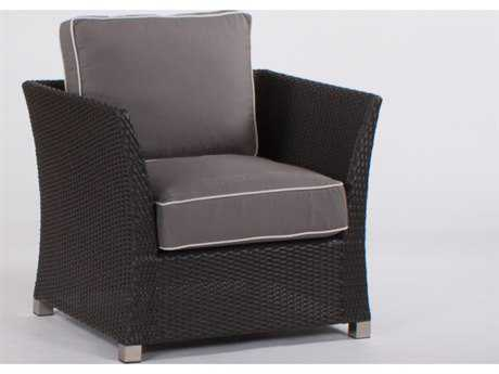 Koverton Soho Wicker Deep Seating Club Chair
