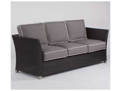 Koverton Soho Wicker Deep Seating Sofa