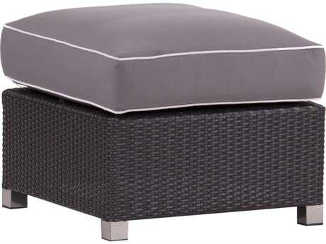 Koverton Soho Wicker Ottoman