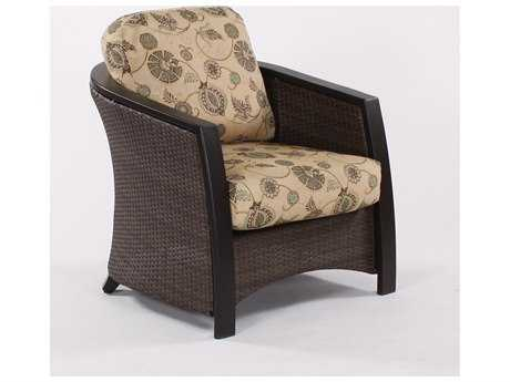Koverton Luxe Cast Aluminum Deep Seating Club Chair