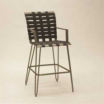 Koverton Form Extruded Aluminum Bar Stool
