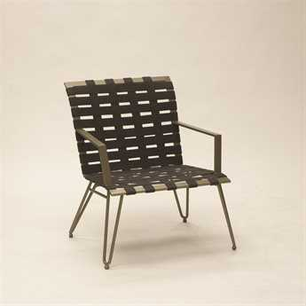 Koverton Form Extruded Aluminum Lounge Chair