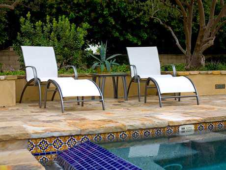Koverton Modone Aluminum Lounge Set