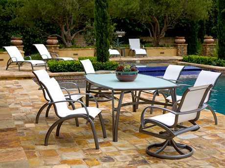 Koverton Modone Aluminum Dining Set