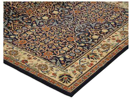 Karastan Rugs English Manor Sutton Rectangular Brown Area Rug