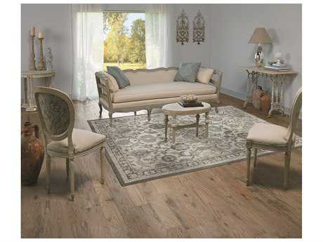 Karastan Rugs Euphoria New Ross Rectangular Cream Area Rug