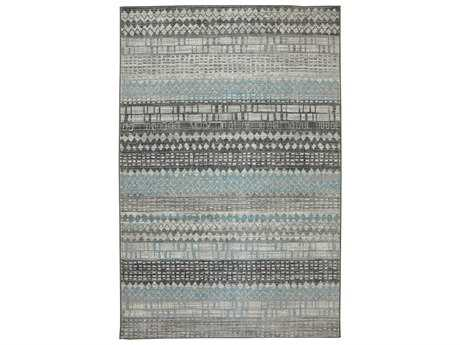 Karastan Rugs Euphoria Eddleston Rectangular Cream Area Rug