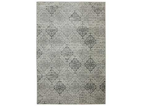 Karastan Rugs Euphoria Wexford Rectangular Cream Area Rug