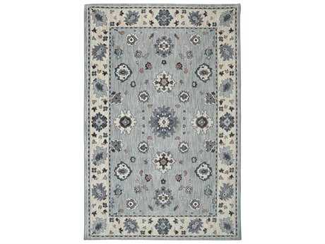Karastan Rugs Euphoria Kirkwall Rectangular Willow Grey Area Rug