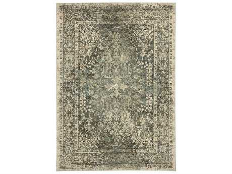 Karastan Rugs Touchstone Sanctuary Rectangular Sandstone Area Rug