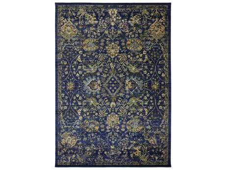 Karastan Rugs Bravado Bahadir Rectangular Royal Area Rug